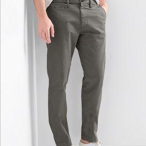 Men's slim vintage pant from Gap